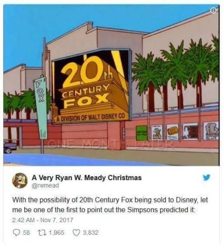 十年前,我们怎么也不会想到迪士尼会收购福斯、卢卡斯、漫威和皮克斯