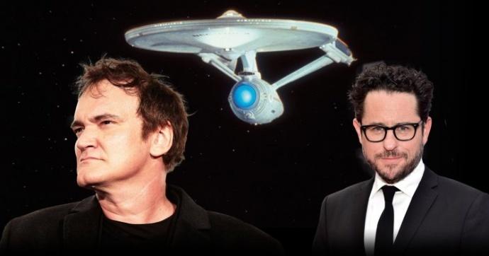 昆汀·塔伦蒂诺要和J.J.艾布拉姆斯一起拍《星际迷航》了?