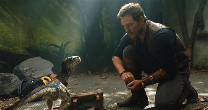 《侏罗纪世界2:失落王国》发布首款预告!(中字)