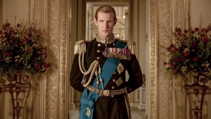 《王冠》第二季:菲利普亲王真的出轨了吗?【马特·史密斯专访】