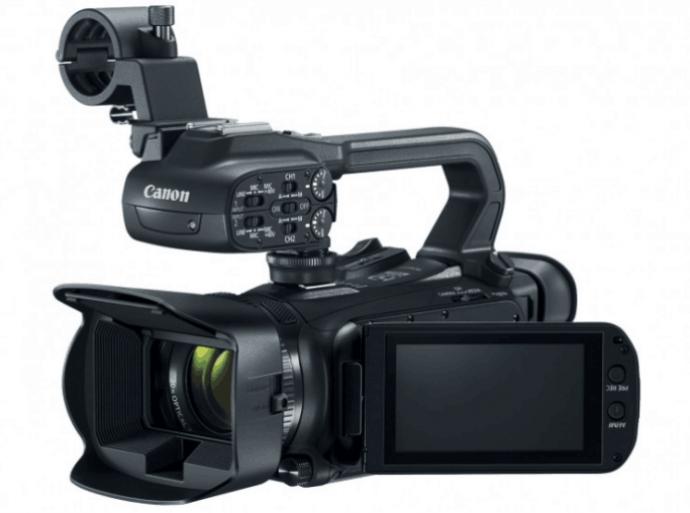 佳能发布便携式摄像机三连胜 , 但为谁?