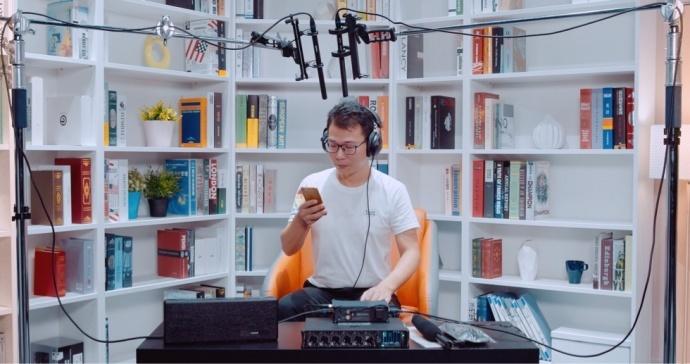 VONO Pro专业录音环境对比森海塞尔