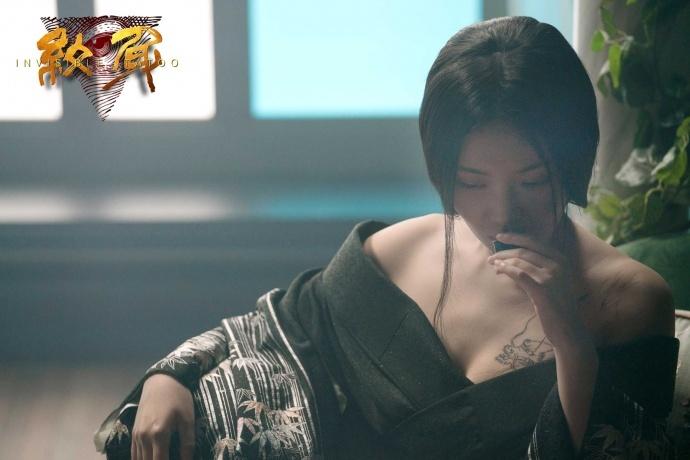 电影《纹身:西部纵横》首曝预告 ,赵文卓领衔乱世潜龙