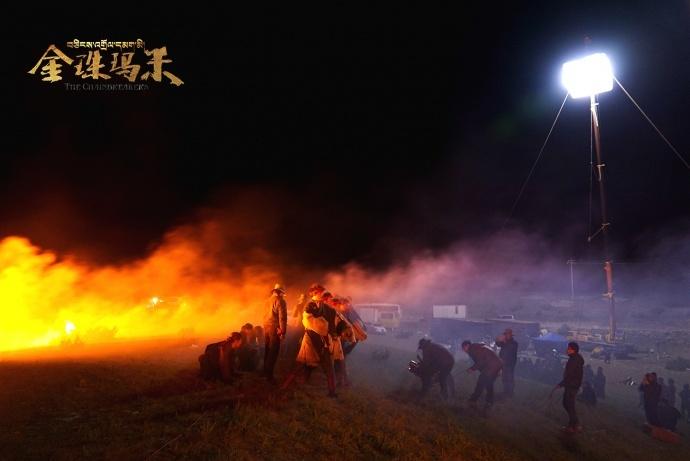 藏东地区的处女航拍,用影像征服你!《金珠玛米》摄影手记