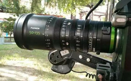 【MK案例分享】 富士 MK E卡口电影镜头 -----纪录片之利器