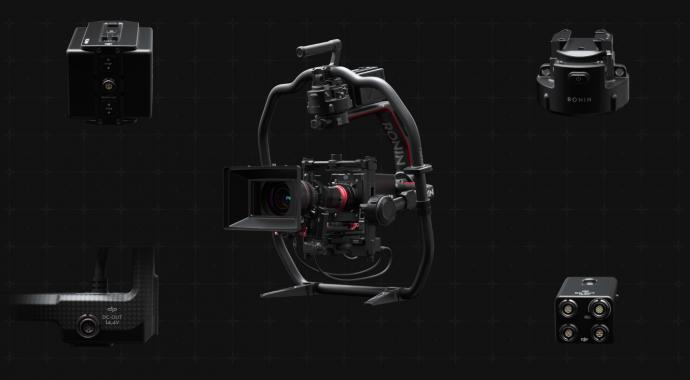 DJI TECH | 如影2的信号与供电设计