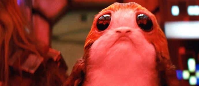 《星战8》的小可爱波格是怎么做出来的?