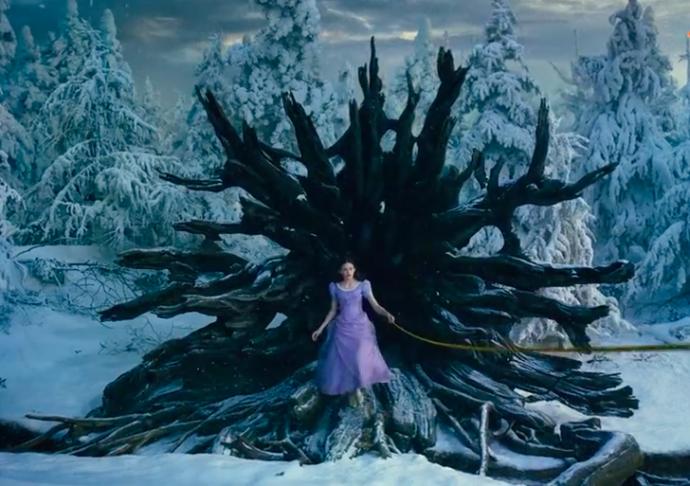 迪士尼又一部合家欢电影《胡桃夹子与四个王国》要来!由女儿专业户出演主角克拉拉