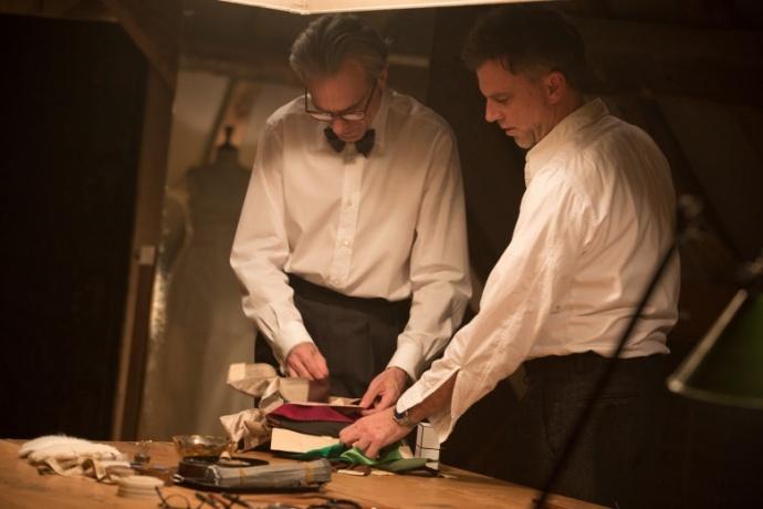 刘易斯封山之作《魅影缝匠》,安德森前期测试了九个月