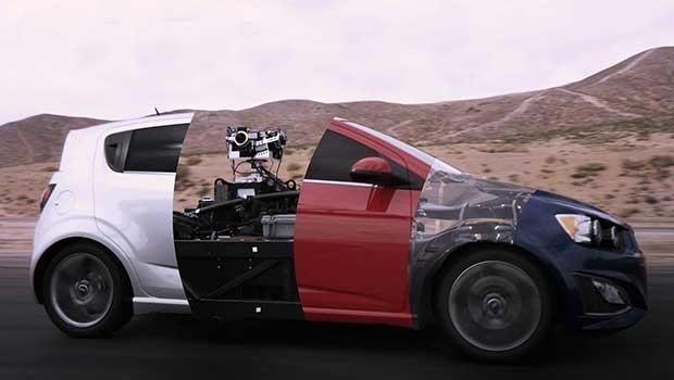 CG算什么!有了黑科技,广告中的汽车都是幻术