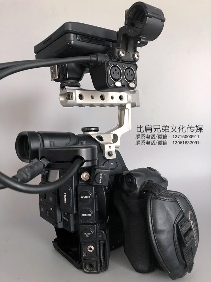 二手佳能C300摄像机,比肩兄弟低价出售