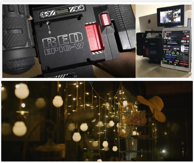 我与RED的故事   RED给故事片和TVC拍摄带来革命性的变化