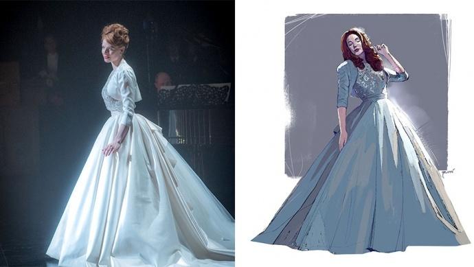《烛台背后》获得美国服装设计工会奖电视电影/迷你剧最佳服装设计的图片