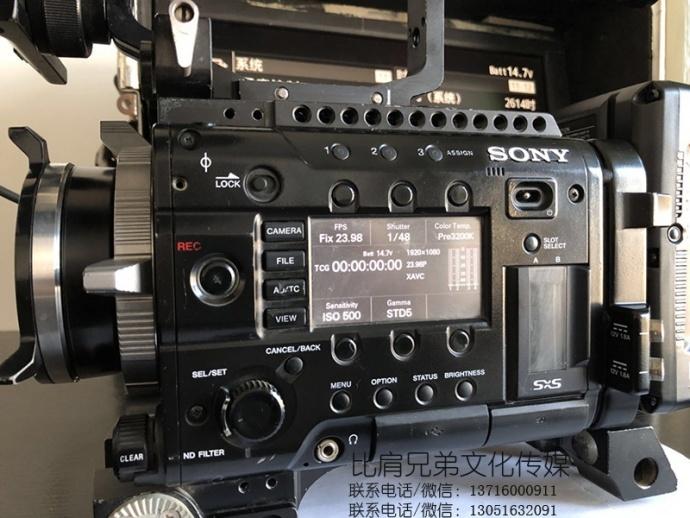 二手索尼F55 4K数字摄影机,上新货,欢迎采购