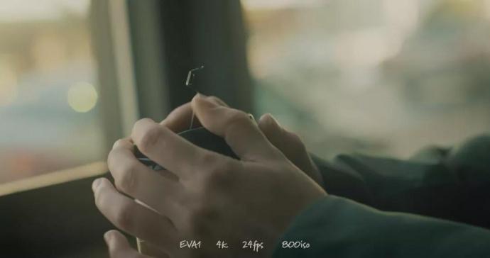 1部用EVA1拍摄的短片如何表现3种不同的感觉?看这位用户如何调色实现它!