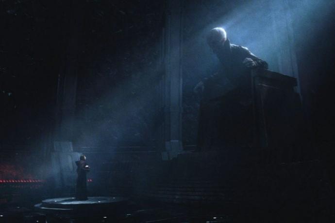 不要只看到《星战8》的炫酷场面,这些角色才是制作的精华