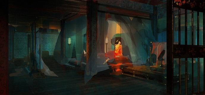 美!《妖猫传》美术设计手稿、理念分享!