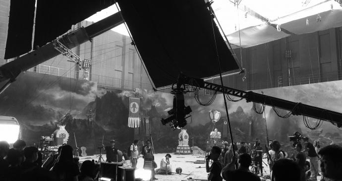 戏越来越大,制作越来越复杂,摄影面对的问题不会变! | DP访谈49期