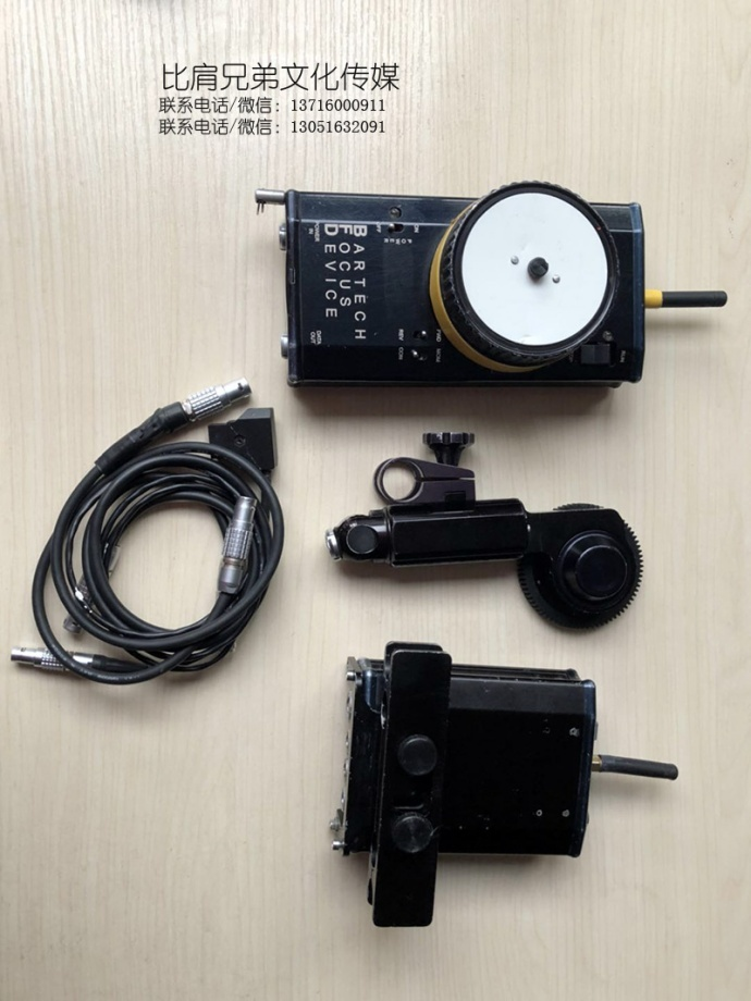 二手巴铁无线跟焦器,新品。