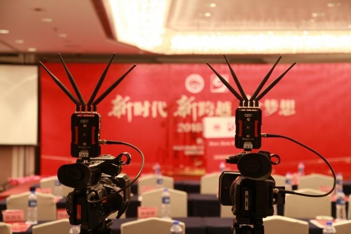 多机位无线高清视频传输系统受到直播市场青睐