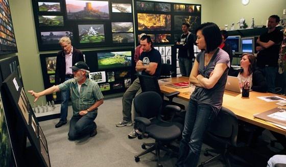 好莱坞电影幕后最大的制作群体,美术部门近30个职位的详细分工