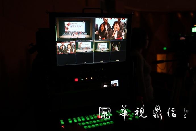 大型晚会录制多机位摄像高清摄像|飞锚拍摄无线通话设备-华视鼎信文化传媒
