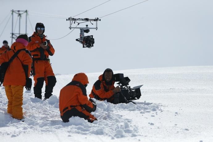 《南极之恋》:国产类型片的全面升级,每个过程都更讲究一点