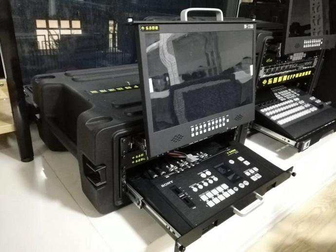 基于Sony MCX-500的小型讯道业务