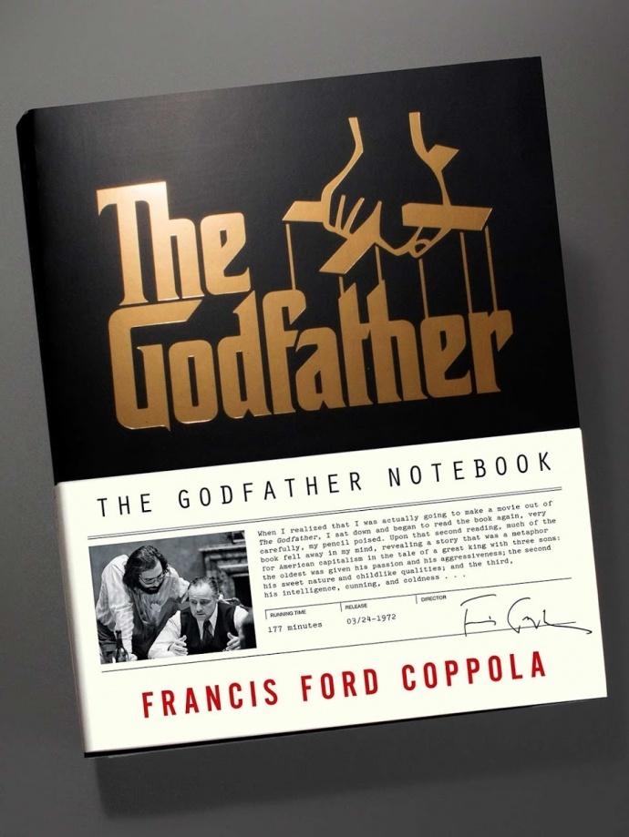 电影导演的笔记本都写些什么?——黑泽明、科波拉、陀螺
