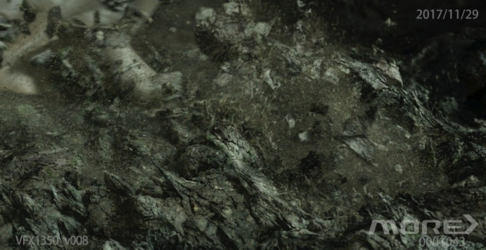 MORE VFX《西游记女儿国》视效解析 Part1·EFX·石化
