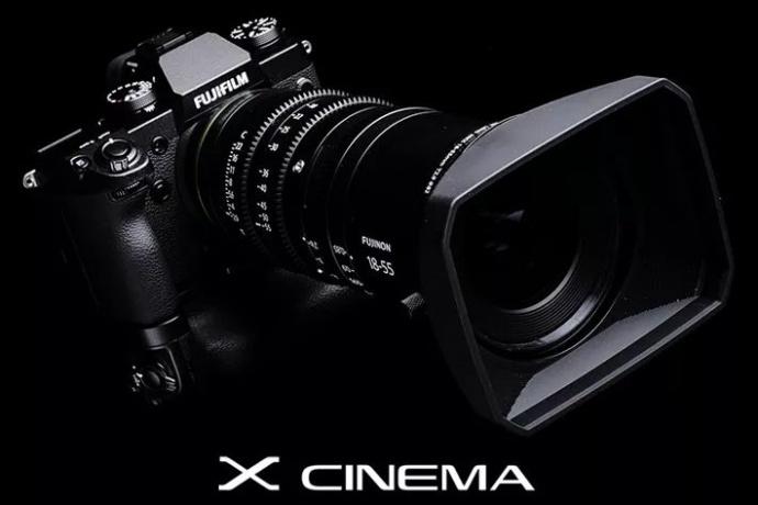 影视工业网带你全程体验热门真机富士X-H1、索尼A7M3、松下GH5S