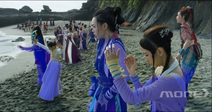 MORE VFX《西游记女儿国》视效解析Part4·LAY & LGT