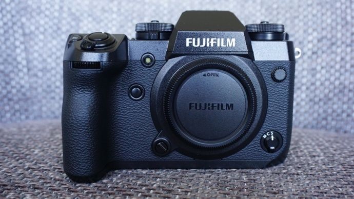 富士X-H1的视频拍摄功能初次体验