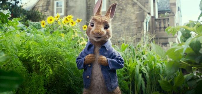 找不到一只兔子的《比得兔》,特效工作者看了都扎心