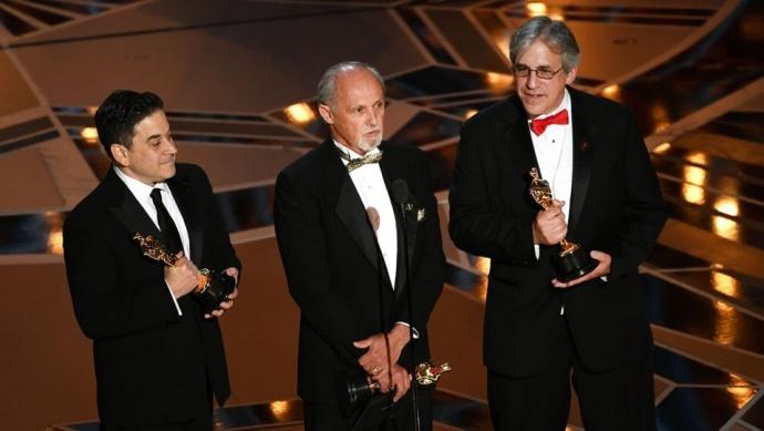 2018年第90届奥斯卡金像奖颁奖典礼完整获奖名单