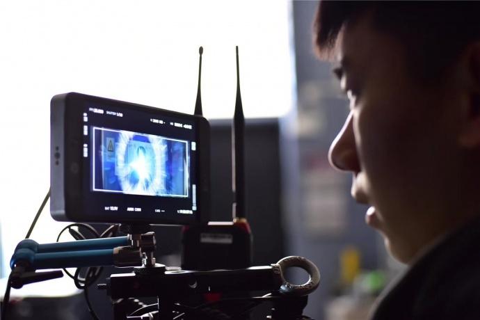【克诺现场】克诺炫彩镜片在泰国拍摄著名奢侈品TVC广告