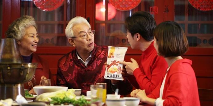 华视鼎信:RED RAVEN 4.5K电影摄像机津恺食品宣传片拍摄