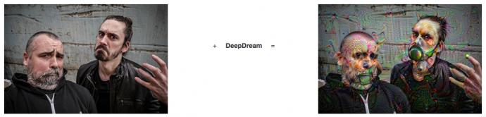 AI人工智能+Deep Dream,居然造出如此魔性的MV
