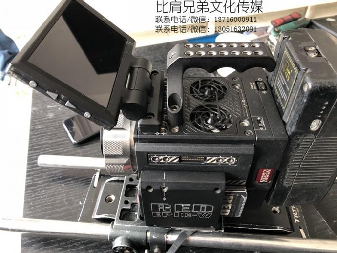 摄影师出自用EPIC-W 8K一台,价格:145000