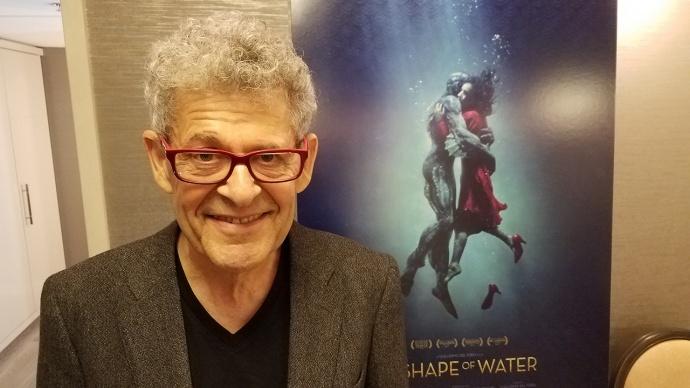"""专注于讲故事的""""剪刀手""""——《水形物语》剪辑师西德尼·沃林斯基专访"""