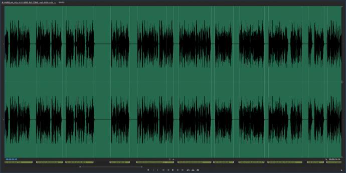 运用Premiere如何高效剪辑有大量采访或解说词的影片